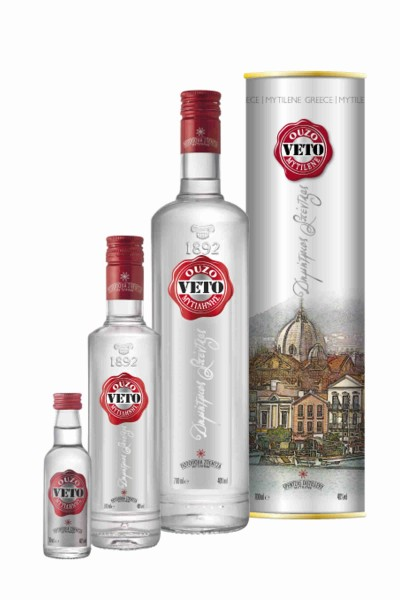 Ouzo Veto (700ml) Spentzas