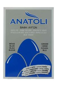 Anatoli Eierfarbe aus Griechenland blau 3g