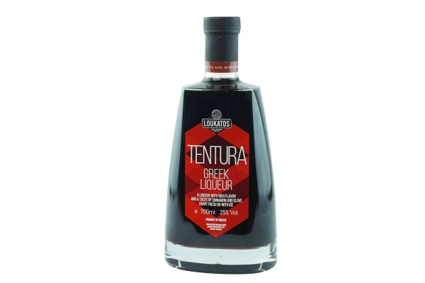 Tenturalikör Loukatos Luxus 25% 700ml