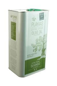 Plakias Olivenöl Extra Nativ Koroneiki (4L Kanister)