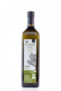 Plakias BIO Olivenöl Extra Nativ Koroneiki (1L Flasche)