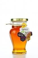 Aromas of Crete Honig Thymian, wilden Kräutern & Nadelbäumen 240g Amphore