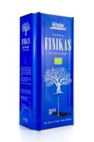 Finikas BIO Olivenöl extra nativ 5 Liter Kanister