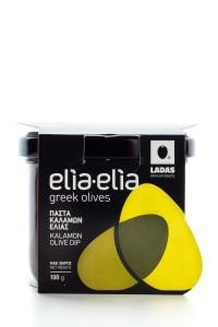 Elia-Elia Schwarze Olivenpaste aus griechischen...