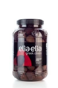 Elia-Elia griechische schwarze Amfissa Oliven Mammut im...