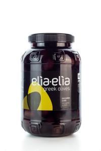 Elia-Elia griechische schwarze Kalamata Oliven Extra...