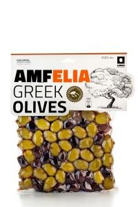 Amfelia gemischte griechische Cocktail Oliven vakuumiert...