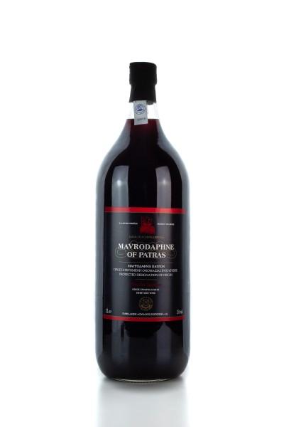 Loukatos Mavrodaphne 15% 2000ml Flasche