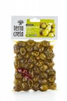 Terra Creta gemischte griechische Oliven, vakuumiert 250g