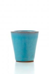 Original handgemachter Keramik Raki Becher von der Insel...