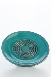 Original handgemachte Keramik Unterteller klein von der...