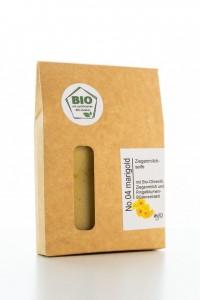 Mijo No.04 Marigold Ziegenmilchseife mit Ringelblumen