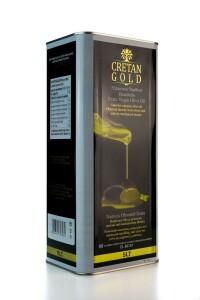 Cretan Gold Olivenöl Extra Nativ Koroneiki (5L...