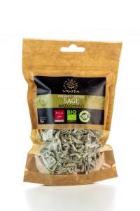 v4vita BIO griechischer Salbei auch als Salbei-Tee...