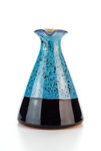 Original handgemachte Keramik Olivenöl Kanne klein...
