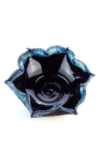 Hydria Original handgemachte Schale Blume Groß von...