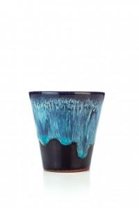 Hydria Original handgemachter Keramik Raki Becher von...