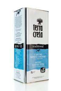 Extra Natives Olivenöl Terra Creta (5L Kanister)