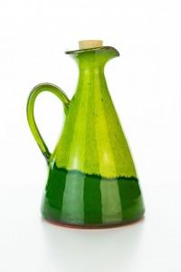 Hydria Original handgemachte Keramik Olivenöl Kanne...