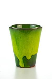 Hydria Original handgemachter Keramik Wein Becher von...