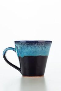 Hydria Original handgemachte Keramik Mokka Tasse von...