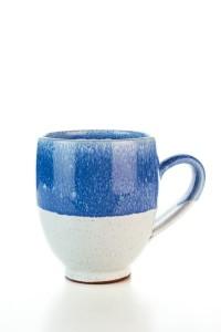 Hydria Original handgemachte Keramik Tasse Oval Klein von...