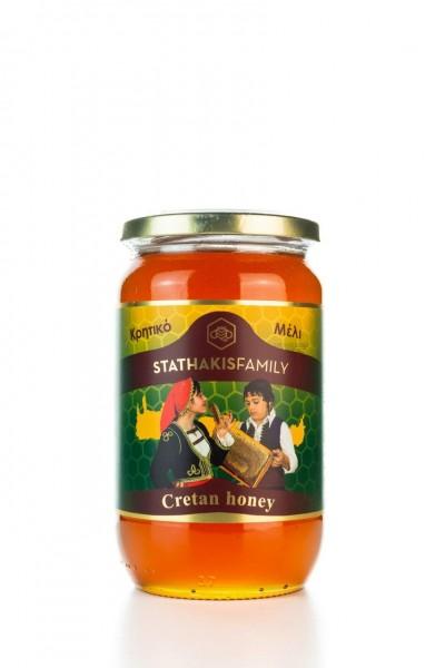 Stathakis Family Kretisch traditioneller Honig 920g