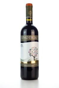 ENOTRIA Rotwein Trocken (750ml/14%) Douloufakis