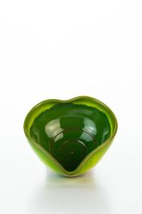 Hydria Original handgemachte Schale Herz Mini von Kreta -...