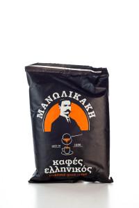 Kaffee - gerösteter Mokka (192g Btl.) Manolikaki