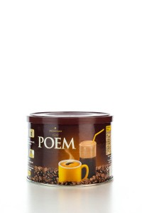 Kaffee Instant - POEM Frappe Classic 100g Dose von...