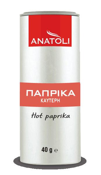 Anatoli Paprika Scharf 40g