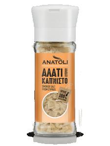 Anatoli geräuchtertes Salz von Zypern 90g in...