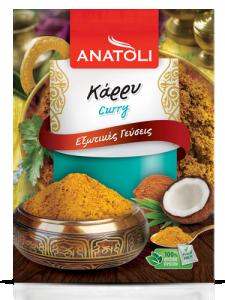 Anatoli Curry 20g Beutel