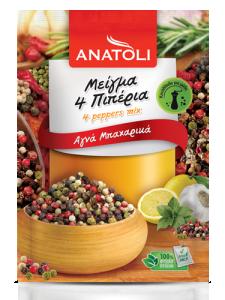 Anatoli 4 Pfeffer Mix 40g Beutel