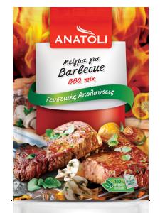 Anatoli Gewürzmischung BBQ 25g Beutel