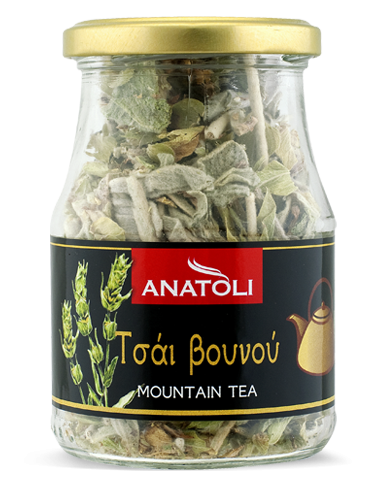 Anatoli Tee vom Berg 20g in Glas
