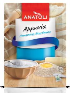 Anatoli Ammonium Bicarbonat 30g in Beutel