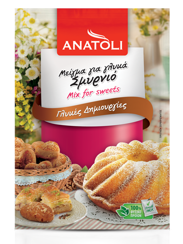 Anatoli Mix für Süßes 25g in Beutel