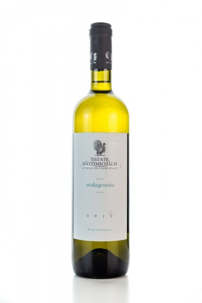 Malagousia Weißwein trocken (750ml/13,5%) Hatzimichalis