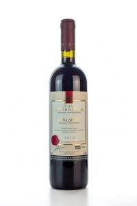 Cava Rotwein trocken (750ml/13,5%) Hatzimichalis