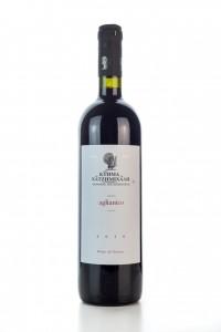 Aglianico Rotwein trocken (750ml/14,5%) Hatzimichalis