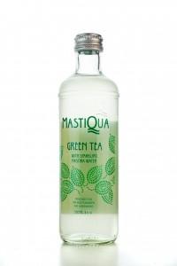 Grünen Tee mit Sprudelnden Mastiha - Wasser (330 ml)...