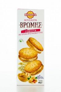 Haferkekse mit Erdnussbutter 180g von Violanta