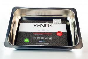 Blechform Rechteckig 18/10 Nr. 2 (25x34x6,5) von Venus...