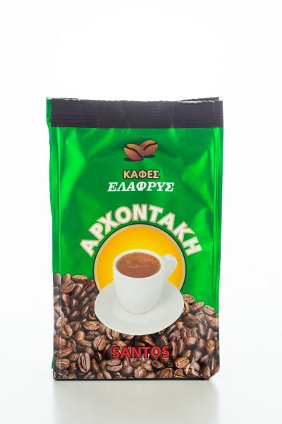 Kaffee Mokka mild 192g Beutel von Archontakis