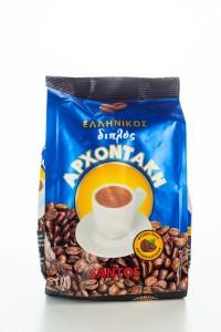 Kaffee Mokka Double Stark 192g Beutel von Archontakis