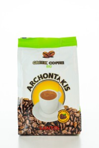 Kaffee Mokka BIO 192g Beutel von Archontakis