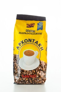 Kaffee Mokka Traditional 489g Beutel von Archontakis