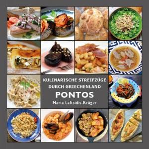 Kochbuch PONTOS - Kulinarische Streifzüge durch...